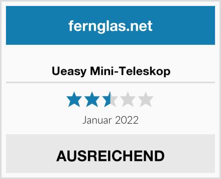 Ueasy Mini-Teleskop Test