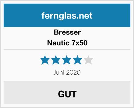 Bresser Nautic 7x50 Test