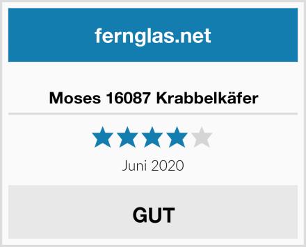 Moses 16087 Krabbelkäfer Test