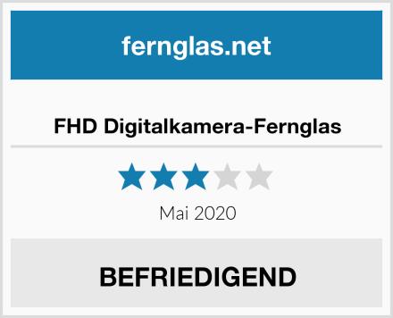 FHD Digitalkamera-Fernglas Test