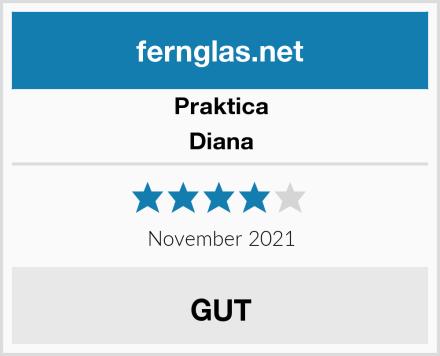 Praktica Diana Test