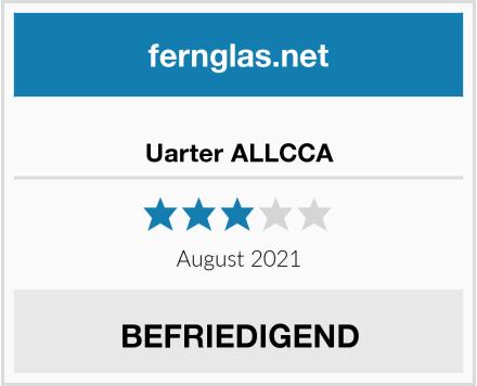 No Name Uarter ALLCCA Test