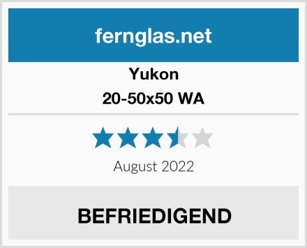 Yukon 20-50x50 WA Test