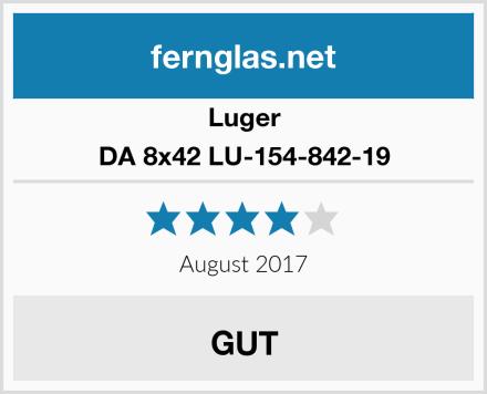 Luger DA 8x42 LU-154-842-19 Test