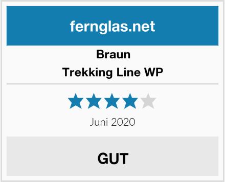 Braun Trekking Line WP Test