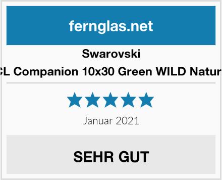 Swarovski CL Companion 10x30 Green WILD Nature Test