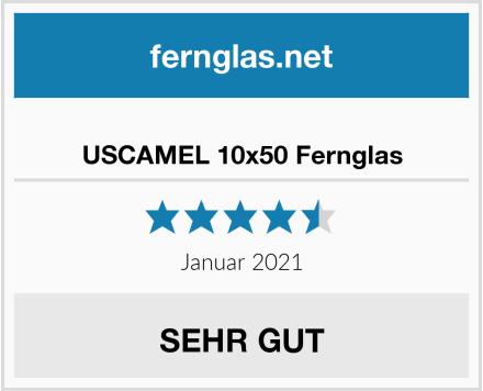 USCAMEL 10x50 Fernglas Test