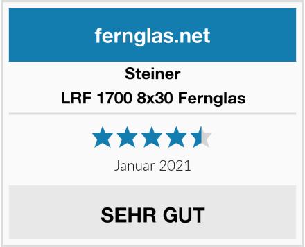 Steiner LRF 1700 8x30 Fernglas Test
