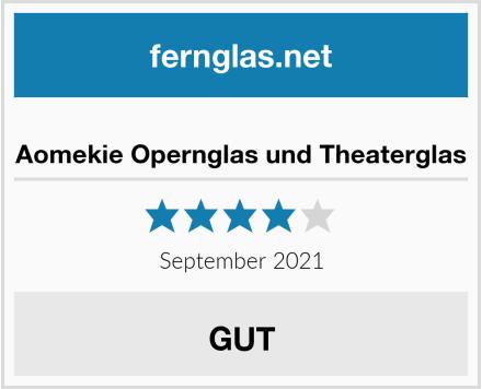 Aomekie Opernglas und Theaterglas Test