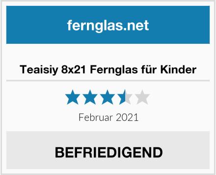 Teaisiy 8x21 Fernglas für Kinder Test