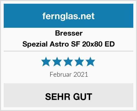 Bresser Spezial Astro SF 20x80 ED Test