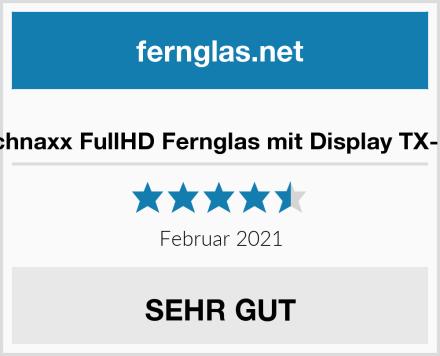 Technaxx FullHD Fernglas mit Display TX-142 Test
