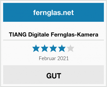 TIANG Digitale Fernglas-Kamera Test