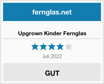 Upgrown Kinder Fernglas Test