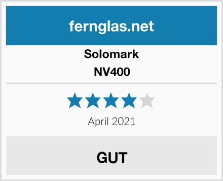 Solomark NV400 Test