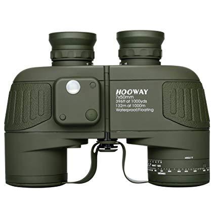 Hooway 7x50 Marine Fernglas