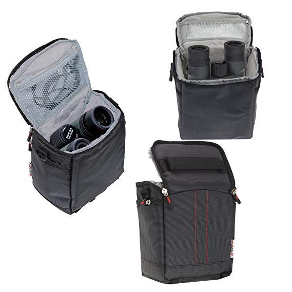 Navitech Tasche für die NOCOEX 10x42 BAK4 Dachprismen