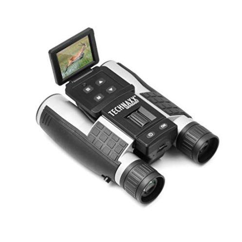 Technaxx FullHD Fernglas mit Display TX-142