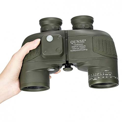 QUNSE BAK4 nautische Fernglas 10x50