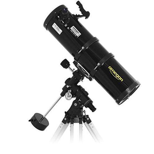 Omegon Teleskop N 150/750 EQ-4 Fernrohr