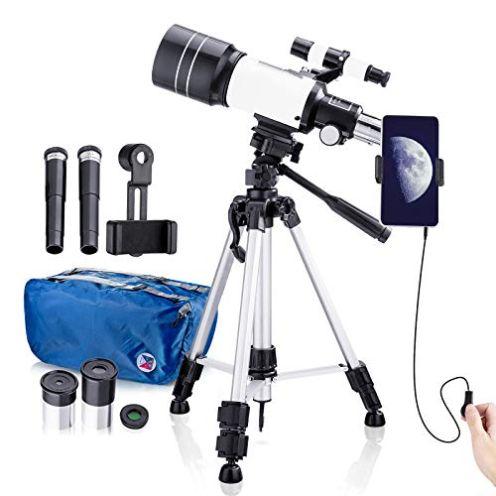 Qunse Kinder-Teleskop