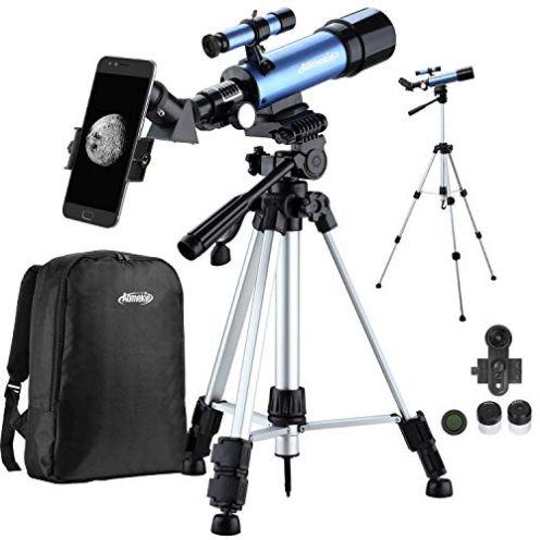 Aomekie Teleskop 50/360